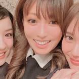 深田恭子、三姉妹のプライベート写真公開 「感慨深いです」