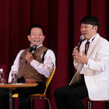 TKO木本武宏 朝ドラ劇中歌で紅白狙う!?ファン200人前に「さいなら」生歌唱