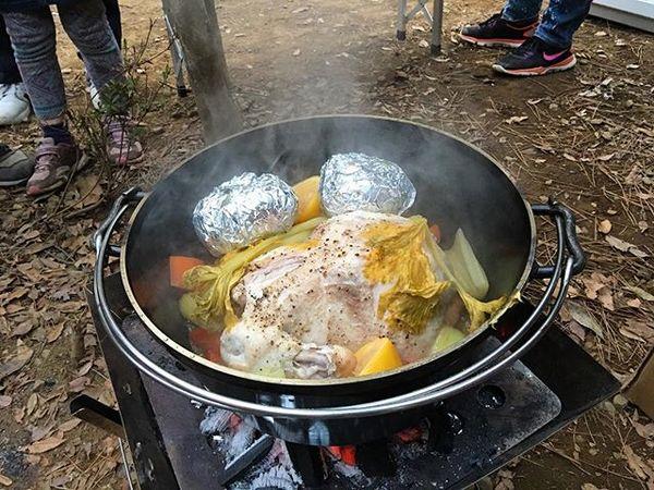 キャンプ飯7