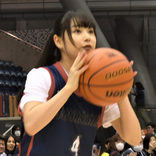 3ポイント5本決めた 桜井日奈子「いつか女優のバスケチームを」