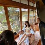 池田エライザが柳ゆり菜を激撮、女同士の距離感