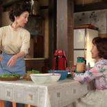 【明日2月18日のスカーレット】第116話 夕食時に信作が連れてきたのは…戸惑う喜美子 照子は大慌て