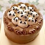 ぎゅうぎゅうの可愛い動物が見つめるコクリコのデコレーションケーキ6選
