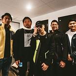 レイズ筒香、ラグビー日本代表、貴景勝など来場、AK-69東名阪ライブツアーが終幕
