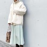 【GU・ユニクロ・しまむら】で発見!可愛いスカートを使った高見えコーデ術♪