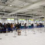 関西国際空港、中国・香港・マカオ・台湾線が週552便欠航 中国本土線は80%以上