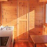 第3の仮設住宅「ムービングハウス」内覧・体験施設 立教大、岩手大が岩手・ 陸前高田に設置