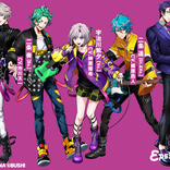 """京都発!『アルゴナビス from BanG Dream! AAside』テクノポップバンド""""εpsilonΦ""""新登場"""
