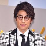 田村淳、赤髪を黒髪に戻した理由を語る「2度としないと思います」