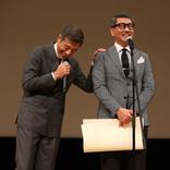 主演男優賞・中井貴一 司会の舘ひろしに対抗心「僕もミキプルーン出しますよ」