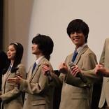 こんなに大変なことだったのかと…主演・押田岳『ゲイツ、マジェスティ』完成披露上映会舞台挨拶レポ!