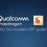 Qualcomm、第3世代の5Gモデム「Snapdragon X60」発表、5nm製造で課題克服