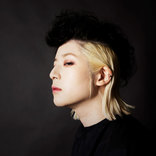 "majiko、""モヒカン""姿の新アーティスト写真&ジャケ写など公開"