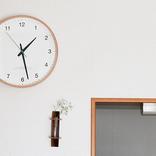 時計にまつわる地味~なストレスが全部スッキリ!レムノスの壁時計、一生添い遂げるよ…│マイ定番スタイル
