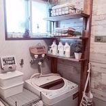 狭い洗面所はDIYで収納を増やす!賃貸でもOKのおすすめ手作りアイデアをご紹介