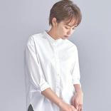 【2020最新】無難にならない♪白シャツを使ったオフィスカジュアルコーデ特集