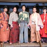 想像ですが…柴田勝家役の安藤政信 大河は「役者にとって戦場であり成長の場所」