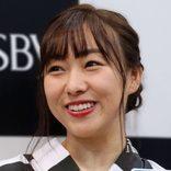 須田亜香里、ライブ中の髪型にファン騒然 「しばらく笑った」