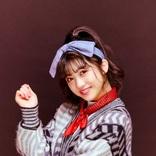 新井ひとみ、新曲『少女A』のジャケ写公開 涙あふれた瞬間を切り取る CD盤では岩井由紀子のヘアスタイルを再現