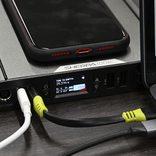 防災グッズレビュー:ソーラー充電できるGOAL ZEROのポータブル電源「Sherpa 100 AC Power Bank」
