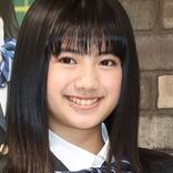 石井薫子「中学3年生、15歳です」センバツ応援キャラ会見で笑顔の投球