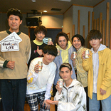 小籔千豊「全員エグいくらい歌がうまい」COLOR CREATIONが圧倒的な歌唱力で魅了!