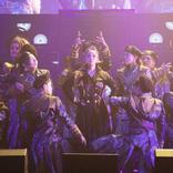 浜崎あゆみ 全国ツアー開幕、出産発表後初の公の場 完璧ボディーで24曲、涙声の場面も