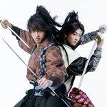 舞台『巌流島』横浜流星と伊藤健太郎が対峙するメインビジュアルを公開