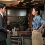 【明日2月22日のスカーレット】第120話 気まずい親子3人の夕食 喜美子の提案で八郎と…
