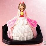 華やかでパーティーにもピッタリ!『ドールケーキ プリティ桃花ちゃん』で素敵なひなまつりを!