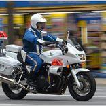 スピード取り締まりの白バイに制限速度はある?