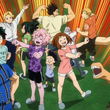 TVアニメ『僕のヒーローアカデミア』、文化祭準備!第19話の先行カット公開
