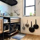 真似してセンスUP!キッチンのおしゃれな見せる収納アイデアまとめ