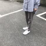 ユニクロの「ストレッチパンツ」が、スポーツウェアとしても普段着としても優秀すぎた!これで約2,000円なんて…|マイ定番スタイル