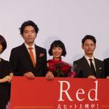 妻夫木聡 主婦と不倫する役に「僕はそうならないように努力したい」