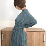 """第4子妊娠中のhitomi、""""妊婦ファッション""""でふっくらお腹SHOT公開「いい感じです」"""