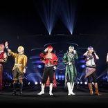 """F6、2度目のライブツアー開幕  新衣装は""""兄弟愛""""たっぷりのおそ松がコーデ"""