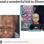 「誰か僕を殺して!」いじめに遭った小人症の9歳児に著名人らが支援(豪)<動画あり>