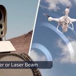 3km先でも撃ち落とす! イスラエル発のドローン破壊レーザー光線「DRONE DOME」