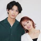 山本舞香、賀来賢人にアドリブでキス! 恋人役での共演を語る