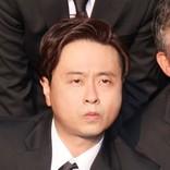 河本準一、8年ぶり再会・島田紳助さんの言葉に涙「トイレに逃げました」