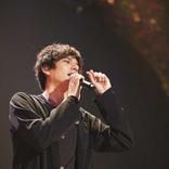 城田優 全国ツアー開幕、16曲熱唱 恋愛観も披露「全力で愛してしまう」ゲストにMatt来た
