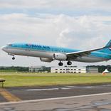 大韓航空、中国本土路線など30路線で運休や減便 4月末まで