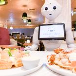 ロボット「Pepper」くんが働くカフェ「Pepper PARLOR(ペッパーパーラー)」を現地ルポ!