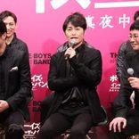 安田顕「壁ドンで誰にほれるか決めたい」 鈴木浩介「来世では結婚しようと思っている」