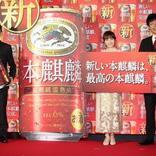 高橋一生「さらにうまくなった」 ももクロ百田&麒麟川島と朝から乾杯!