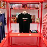 ユニクロ、Tシャツブランドの春夏コレクションを発表 - キングダムなども