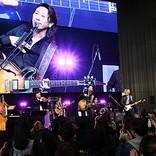 TAKURO(GLAY)が【JAZZ JAPAN AWARD 2019】受賞、授賞式で演奏を披露