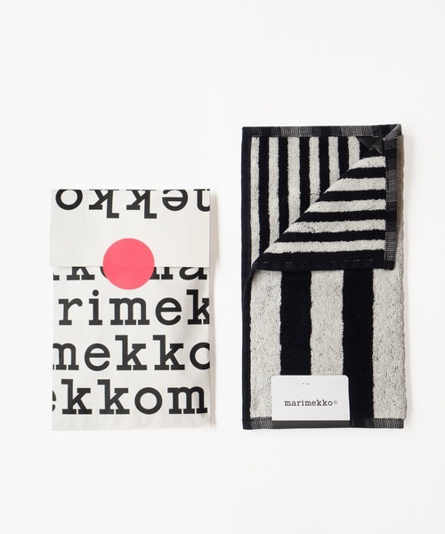 さらっと贈りたい北欧ブランドのハンドタオル
