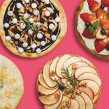 北海道産フルーツたっぷり♡今注目のもちもちスイーツピザ